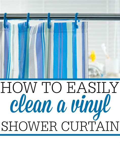 how to clean a plastic shower curtain liner cleaning a vinyl shower curtain curtain menzilperde net