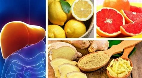 Grapefruit Juice For Liver Detox by Complete Liver And Kidney Detox With Lemon Grapefruit And