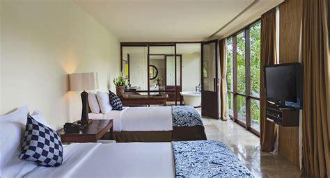 rice bedroom suite komaneka at bisma ubud bali hotels resort spa