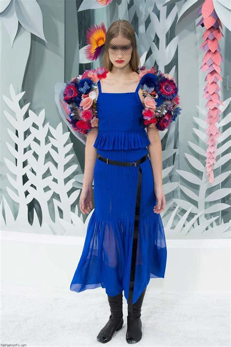 Namara Maxi chanel haute couture summer 2015 collection fab