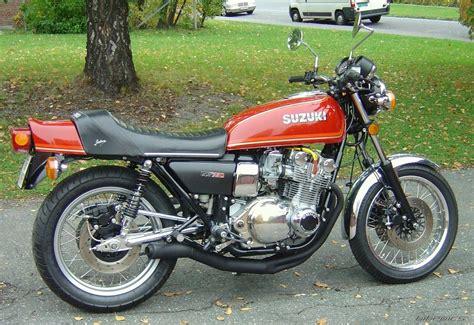1977 Suzuki Gs750 1977 Suzuki Gs 750 Picture 2081843