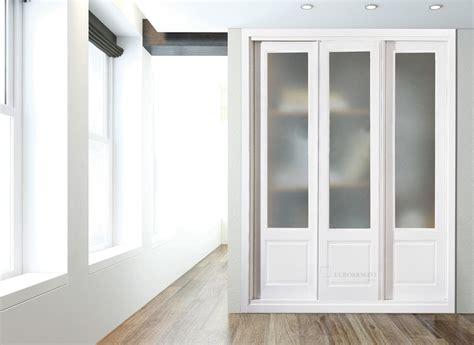 armarios en las rozas fabricados  medida puertas lacadas