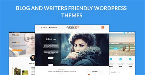 blogger themes for writers blog and writers friendly wordpress themes for writing skt