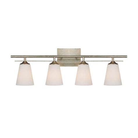 four light bathroom fixture capital lighting fixture company matte nickel four light