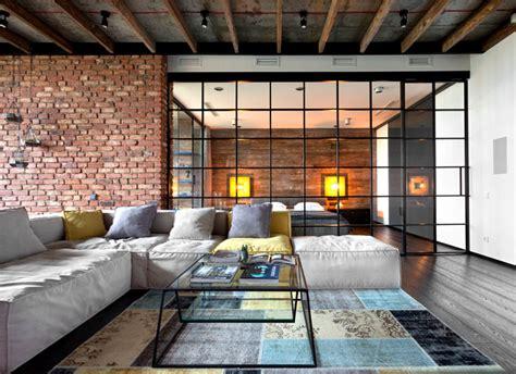 Asian Bathroom Ideas loft apartment in kiev interiorzine