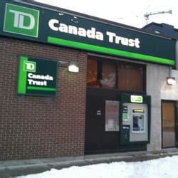 td bank phone number canada td canada trust banks credit unions ottawa on