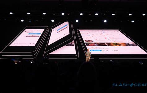 galaxy  foldable phone  clearer  slashgear