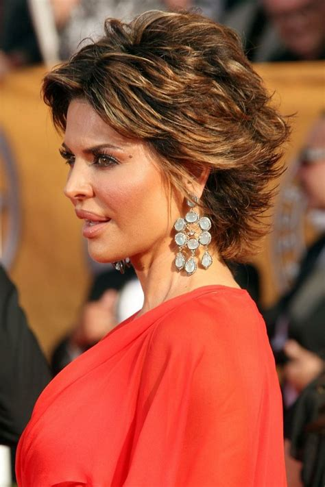 back picture of lisa rinna hairstyle lisa rinna hair detalhes importantes pinterest lisa