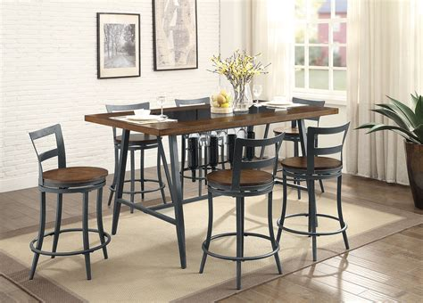 Counter Height Dining Table Set Nolita Counter Height Dining Table The Brick