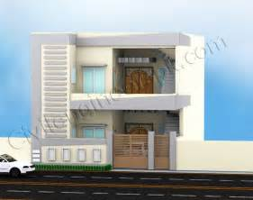 3d Home Design 5 Marla by 5 Marla House Design Civil Engineers Pk