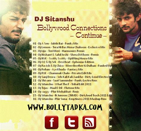 dj remix hollywood mp3 download bollywood connections vol 2 2011 mp3 songs