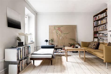 Warm Interieur Woonkamer by Warme Kleuren In Een Scandinavische Woonkamer Homease