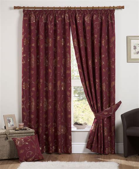 terracotta curtains ready made maybury ready made pencil pleat curtains fully lined