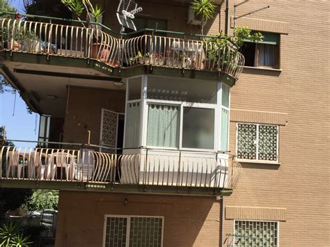 terrazzo chiuso disegno veranda 220 berdachung
