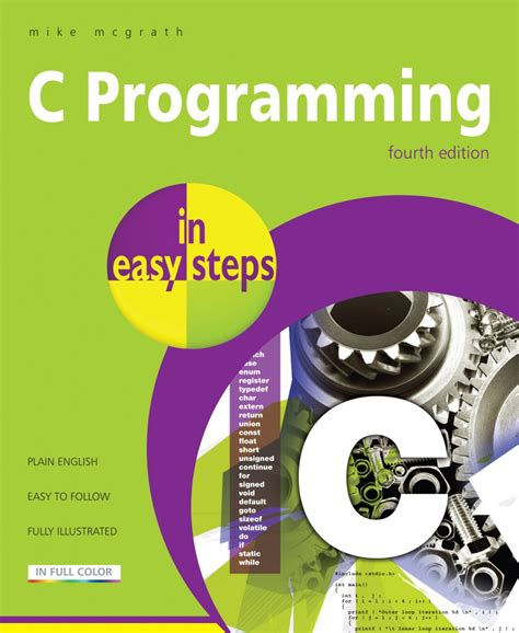 the elements of style 4th edition books in easy steps c programming in easy steps 4th edition