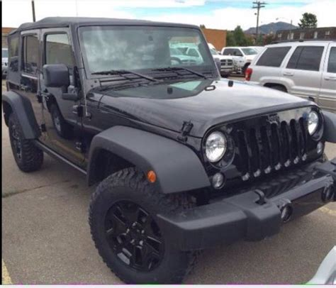 jeep willys 2015 4 door 2015 jeep wrangler unlimited willys wheeler black 4 door