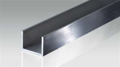 List Alumunium U aluminium u profiles bikar metalle