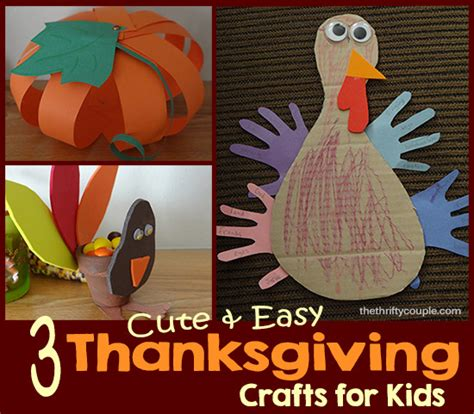 easy thanksgiving crafts for 3 and easy thanksgiving crafts for turkey treat