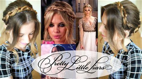 Pretty Liars Hairstyles by Pretty Liars Season 6 Hair Tutorial