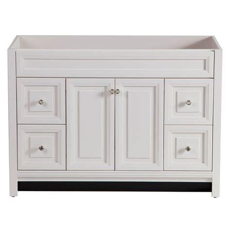 bathroom vanities without tops at home depot