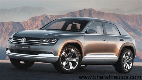 volkswagen tucson volkswagen planning to launch baby tiguan soon