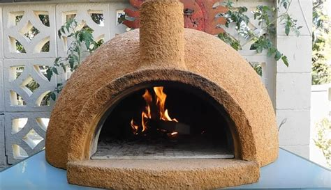 chiminea with pizza oven pit pics