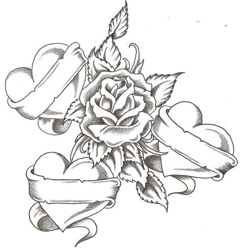 heart with roses tattoo hearts possible desgin by sxysam hearts
