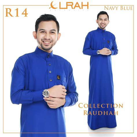 Baju Jubah Arab Lelaki jubah lelaki yang bergaya dari elrah exclusive dunia farisya