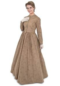 pioneer dress recollections