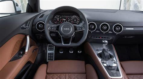 inside audi tt audi tt 2 0 tdi ultra sport 2015 review by car magazine