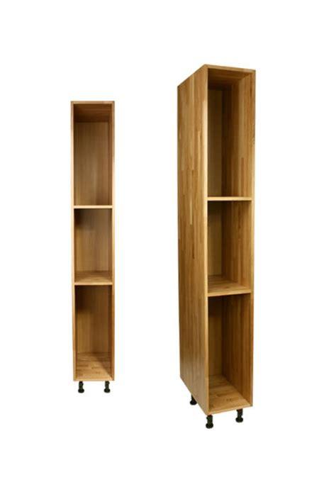 Kitchen Tall Cabinets tall kitchen larder units amp storage cabinets solid wood