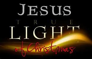 jesus is light jesus the true light of loving the word with