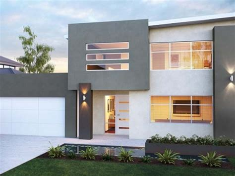 architectural design two storey house some consideration in building 2 storey urban home 4 home decor