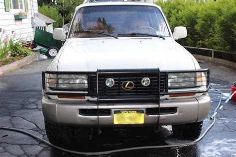 how to learn about cars 1996 lexus lx electronic toll collection 1996 lexus lx 450 overview cargurus