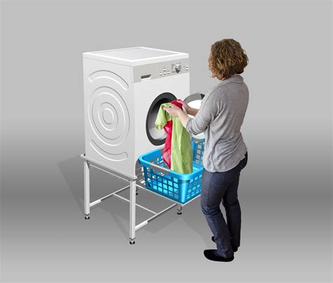gestell für waschmaschine und trockner wichtige kundeninformationen metallbau sent