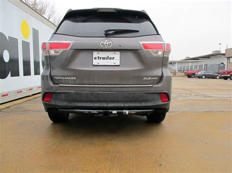 Toyota Hitch 2015 Toyota Highlander Trailer Hitch Hitch