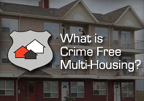 crime free multi housing crime free multi housing