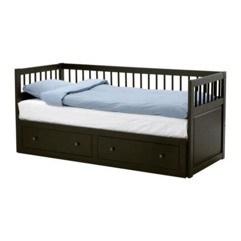 Hemnes Daybed Ikea Project Idea Convert Ikea Hemnes To Crib Style Bed Doityourself Community Forums