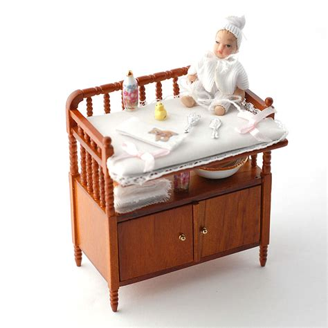 Nappy Change Table Rp17520 Nappy Change Table Rp17520 Dolls House Superstore
