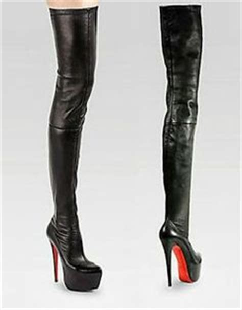 Cbells Louboutin Boot Frenzy by 1000 Images About Monicarina Louboutin On