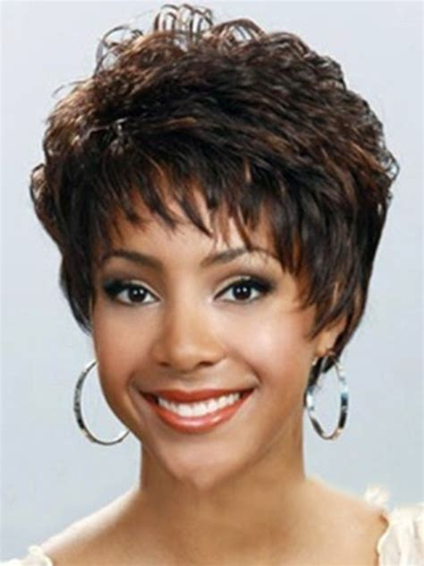 hairstyles short african american hair wigs for black women that are hair braids in style photo