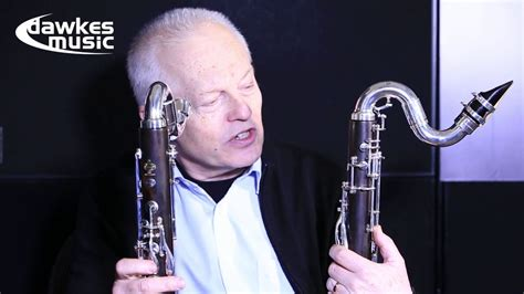 buffet tosca vs prestige bass clarinet differences youtube