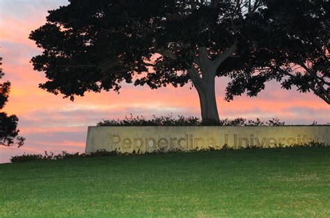 Pepperdine Mba Review by Pepperdine Mba Program Lands Spot In The Princeton