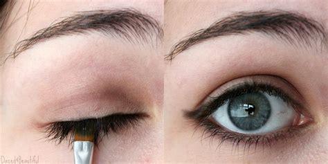 Eyeshadow And Eyeliner light smokey eye makeup tutorial dazed beautiful