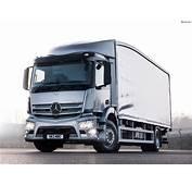 Mercedes Benz Antos 1824 UK Spec 2013 Wallpapers 2048x1536