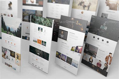 graphic design mockup site perspective web mockup bundle by wutip graphicriver