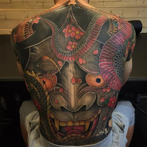 japanese back tattoos 50 spiritual traditional japanese style meanings