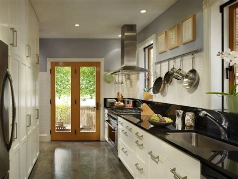 gallery kitchen ideas galley kitchen design ideas that excel