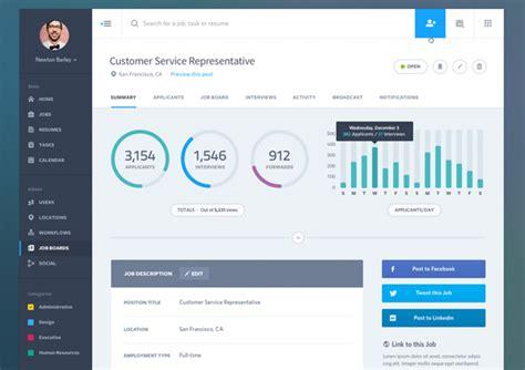 template joomla dashboard 20 best ui dashboard designs collection responsive