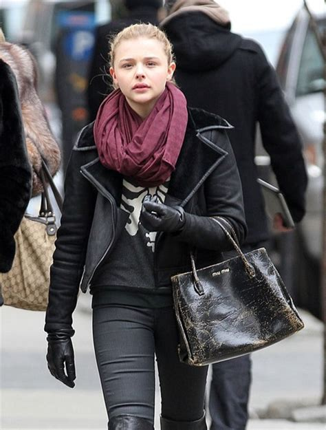 chloe movie review new york times chloe moretz spotted in times square zimbio